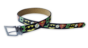 DC Superheroes Belt