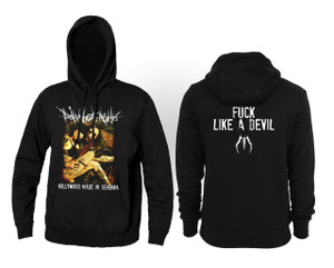 Dawn of Ashes - Hollywood Made in Gehenna Hooded Sweatshirt