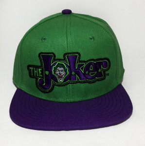 The Joker Baseball Hat