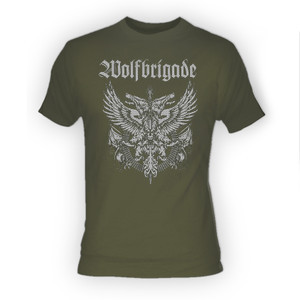 Wolfbrigade - Comalive T-Shirt