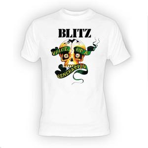 Blitz - Voice of a Generation T-Shirt