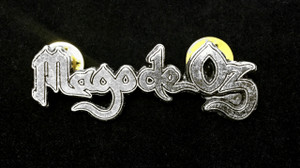 "Mago de Oz - Logo 2"" Metal Badge Pin"