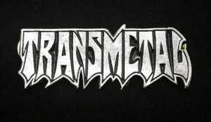 "Transmetal - Logo 2"" Metal Badge Pin"