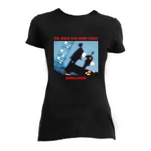 The Jesus and Mary Chain - Darklands Blouse T-Shirt