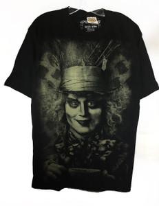Alice in Wonderland's Mad Hatter T-Shirt