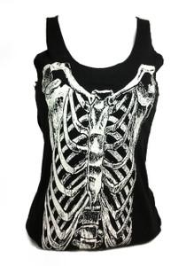 Resurrection - Skeleton Torso Women's Tank Top