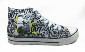 Panam - Minions Hi-Top Unisex Sneaker