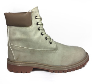 Panam - 6 Eye Vegan Mountain Boots