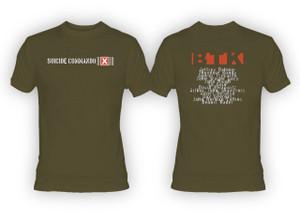 Suicide Commando - BTK Olive T-Shirt
