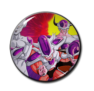 "Forms of Frieza 2.25"" Pin"