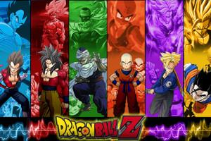 """Dragon Ball Z 12x18"""" Poster"""