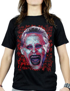 Suicide Squad's The Joker's Laughter T-Shirt