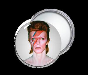 David Bowie - Aladdin Sane Pocket Mirror