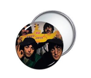 The Beatles' Yellow Submarine Pocket Mirror