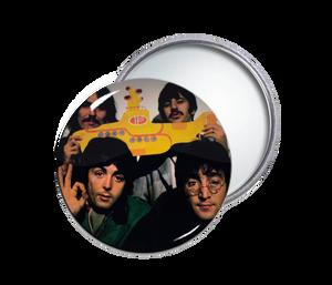 The Beatles' Yellow Submarine Pocket Mirror
