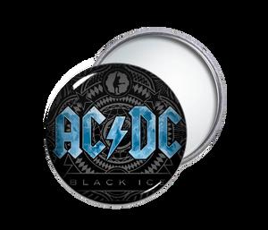 AC/DC Logo Pocket Mirror
