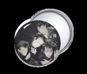 Screaming Dead Pocket Mirror