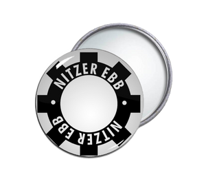 Nitzer Ebb Cog Pocket Mirror
