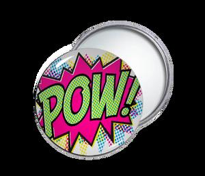 Pow! Pocket Mirror