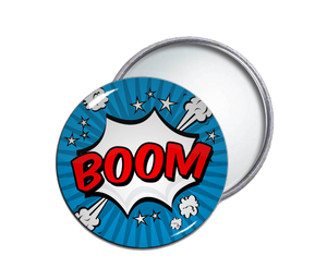 Boom! Pocket Mirror