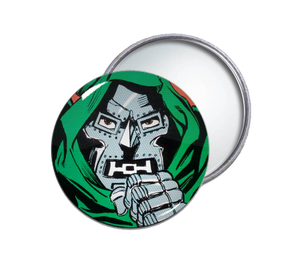 Dr. Doom Pocket Mirror