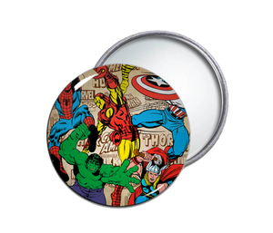 The Avengers Pocket Mirror