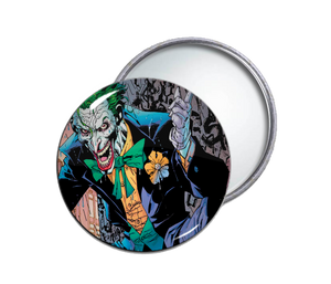 The Joker Pocket Mirror