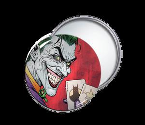 The Joker Batcards Pocket Mirror