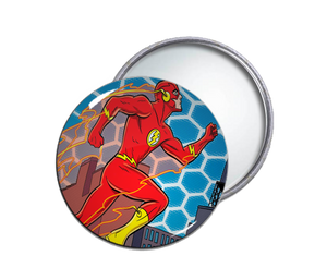 The Flash Comic Pocket Mirror