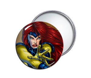 X-Men's Phoenix Pocket Mirror