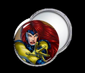 X-Men's Phoenix Pocket Mirror