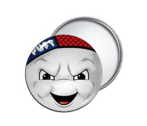 Stay Pufft Marshmallow Man Pocket Mirror