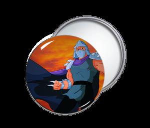 TMNT's Shredder Pocket Mirror