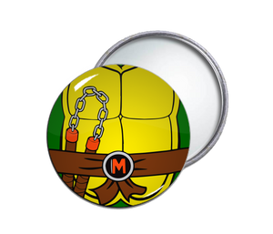 TMNT's Michaelangelo Pocket Mirror