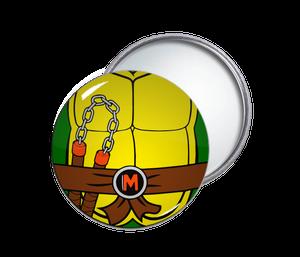 TMNT's Michaelangelo Pocket Mirror