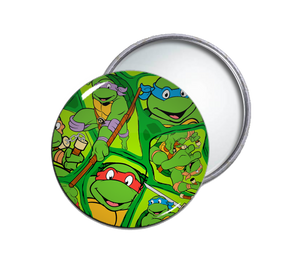 Teenage Mutant Ninja Turtles Pocket Mirror