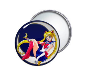 Sailor Moon w/ Moon Pocket Mirror