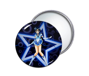Sailor Mercury Pocket Mirror