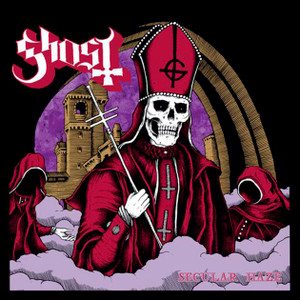 """Ghost - Secular Haze 4x4"""" Color Patch"""
