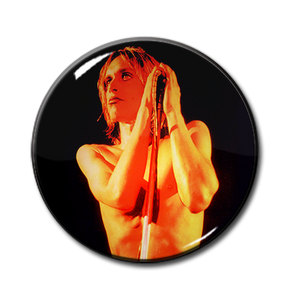 "Iggy Pop 1.5"" Pin"