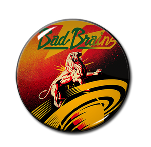 "Bad Brains - Into the Future 1.5"" Pin"