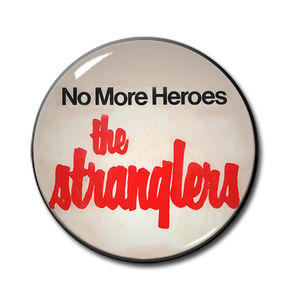 "The Stranglers - No More Heroes 1.5"" Pin"