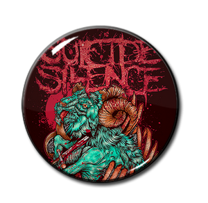 "Suicide Silence - Ram 1.5"" Pin"
