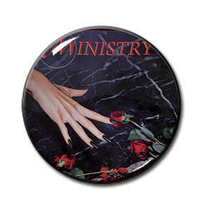 "Ministry - Sympathy 1.5"" Pin"