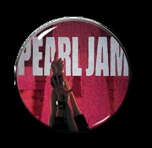 """Pearl Jam - Ten 1.5"""" Pin"""