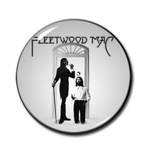 "Fleetwood Mac 1.5"" Pin"