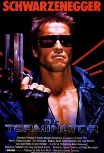 "Terminator 24x36"" Poster"
