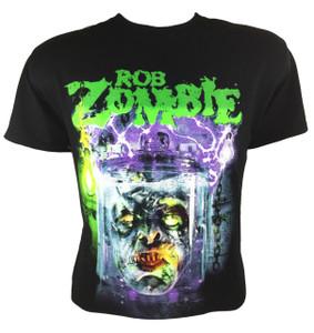Rob Zombie - Zombie Head T-Shirt