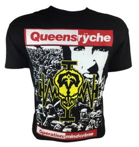 Queensryche - Operation Mindcrime T-Shirt