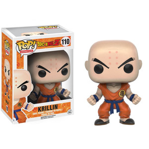 Pop! Figurines - DBZ's Krillin #110